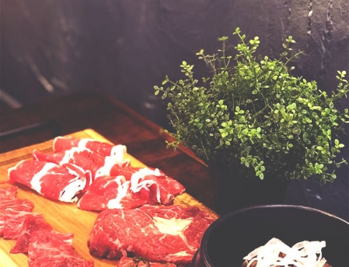 Origins of Korean Food in London